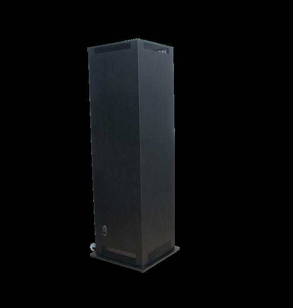 Valoair UV-C Luftreiniger mit HEPA Filter_schwarz mit Rollen