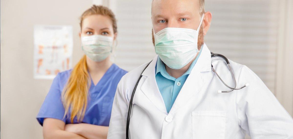 VALOAIR UVC Luftentkeimung Medizin Krankenhaus Arztpraxis
